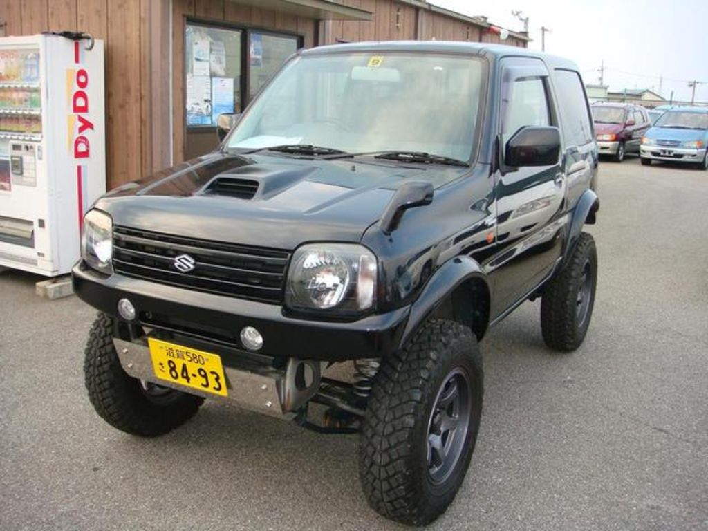 2002 suzuki jimny pictures for sale. Black Bedroom Furniture Sets. Home Design Ideas