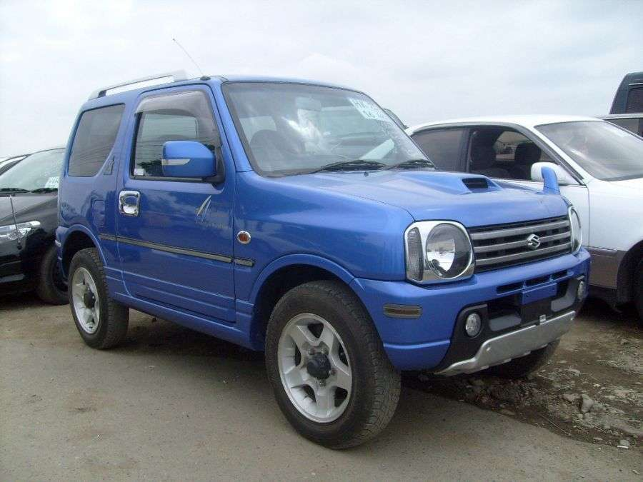 Used Suzuki Jimny Automatic For Sale