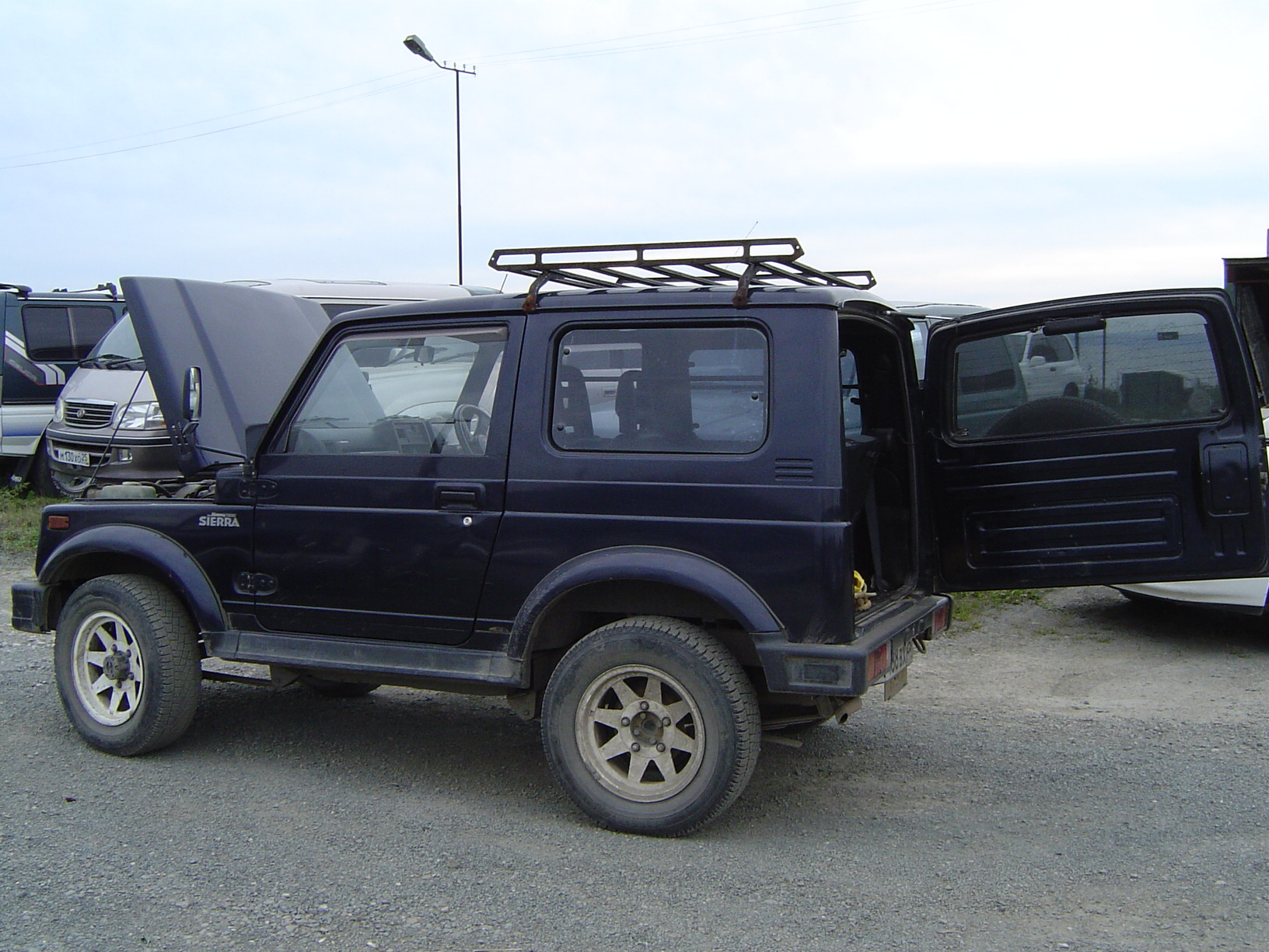 1993 Suzuki Jimny Sierra Pictures 1300cc Gasoline Automatic For Sale 2008 Xl7 Fuse Box