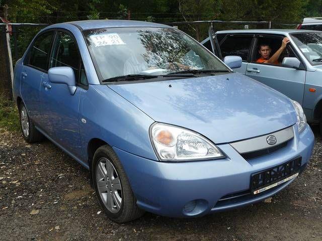 2004 Suzuki Liana For Sale