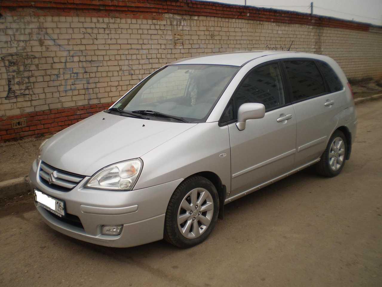 2004 suzuki liana for sale 1 6 gasoline ff automatic for sale