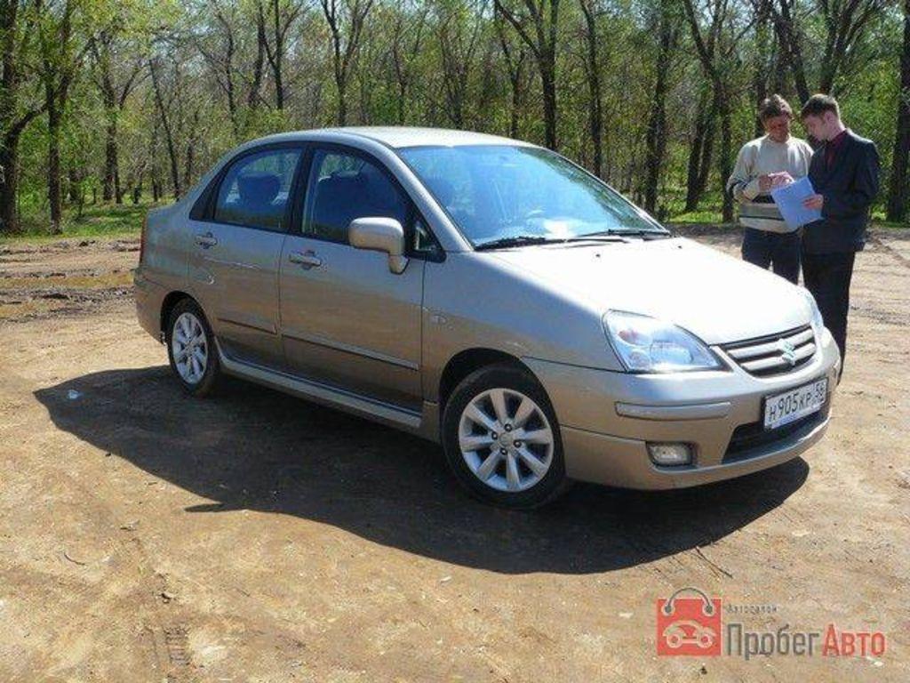 Suzuki Aerio Po
