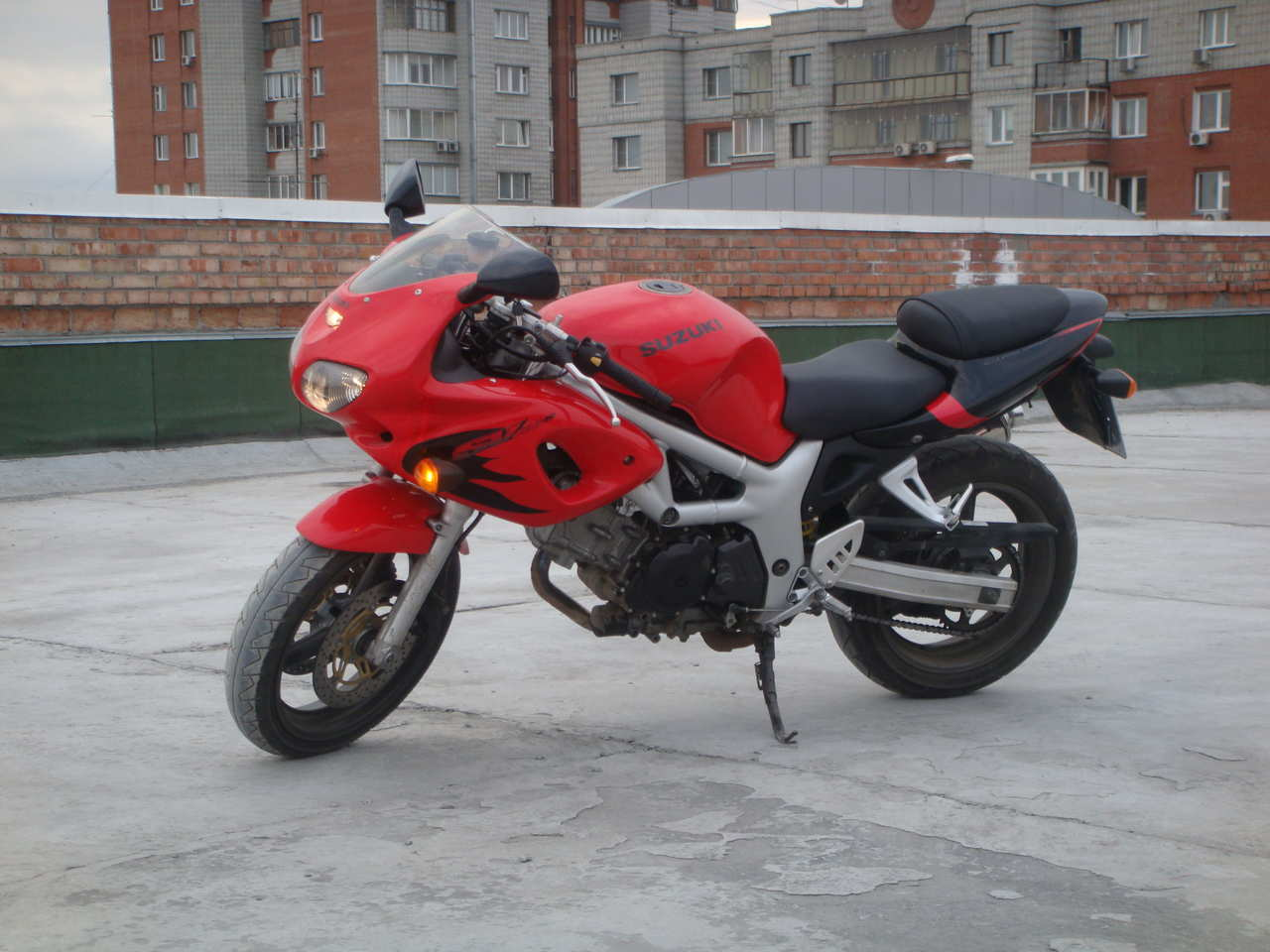 suzuki sv400s фото