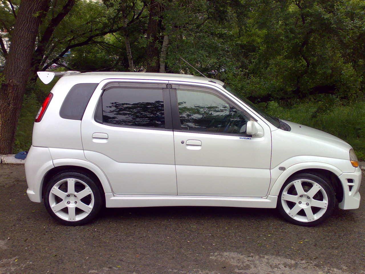 2001 suzuki swift photos 1 3 gasoline ff automatic for