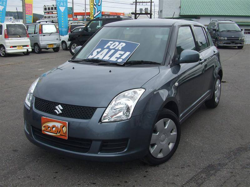 2007 suzuki swift images 1300cc gasoline ff automatic for sale. Black Bedroom Furniture Sets. Home Design Ideas
