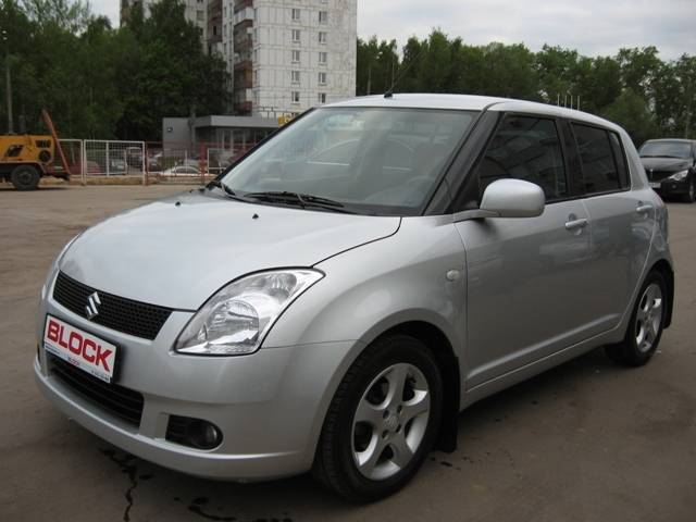used 2007 suzuki swift photos 1328cc gasoline ff automatic for sale. Black Bedroom Furniture Sets. Home Design Ideas