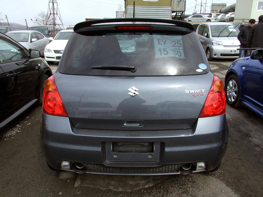 2008 suzuki swift for sale 1 6 gasoline ff automatic for sale. Black Bedroom Furniture Sets. Home Design Ideas
