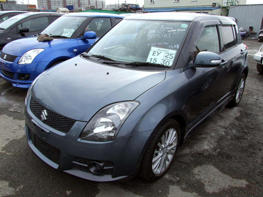 used 2008 suzuki swift photos 1600cc gasoline ff automatic for sale. Black Bedroom Furniture Sets. Home Design Ideas