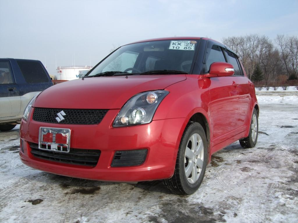 2009 suzuki swift 1500 automatic related infomation specifications weili automotive network. Black Bedroom Furniture Sets. Home Design Ideas