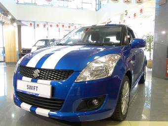 2011 Suzuki Swift Photos