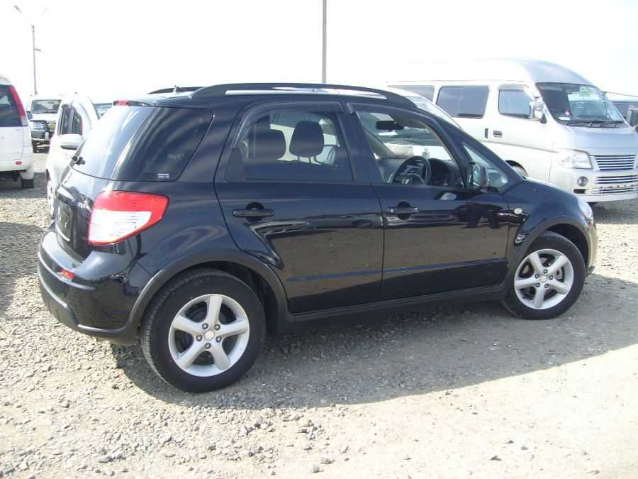 2004 suzuki sx4 suv for sale 1 5 gasoline automatic for sale. Black Bedroom Furniture Sets. Home Design Ideas