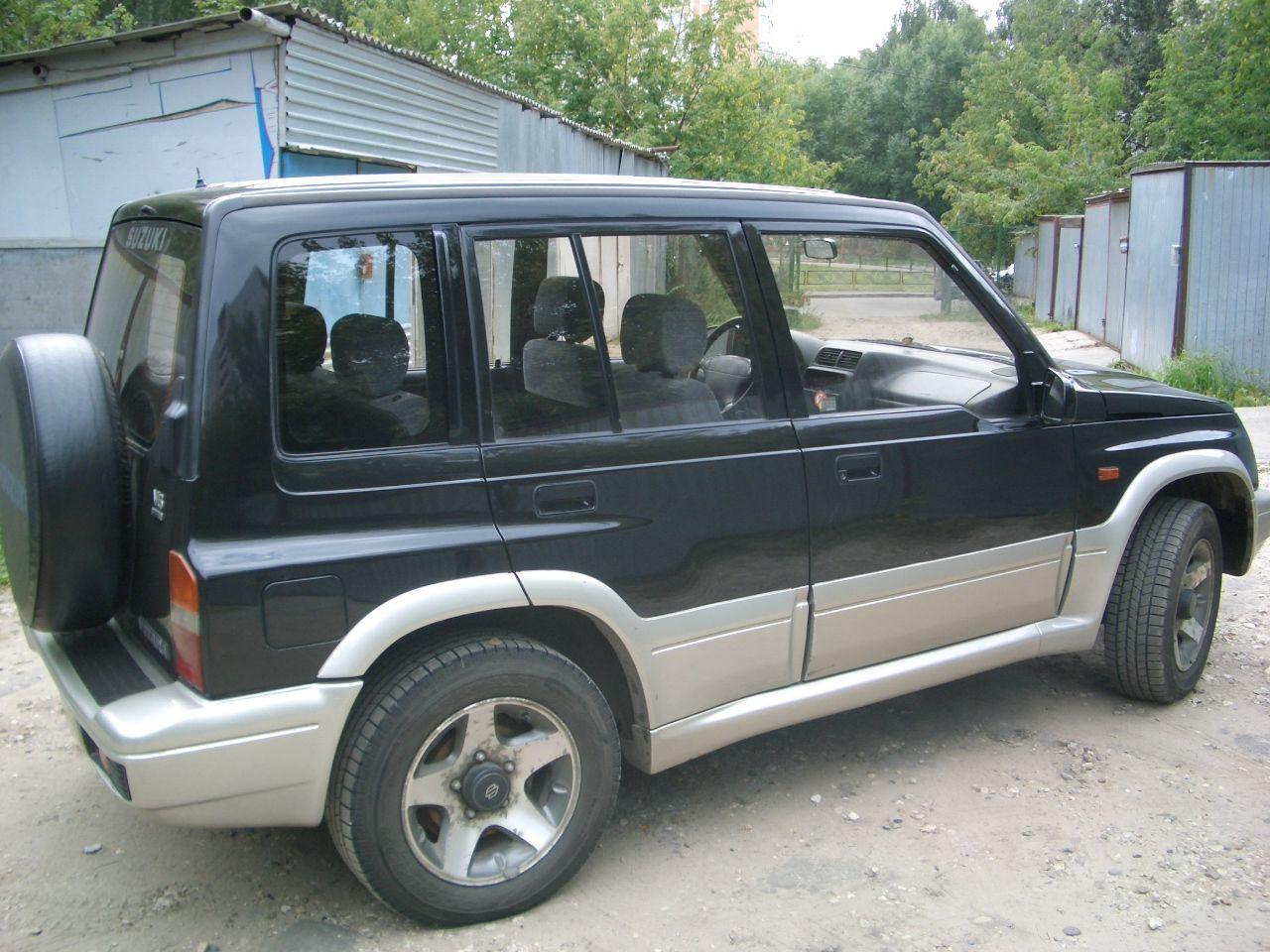 1995 Suzuki Vitara Partsopen