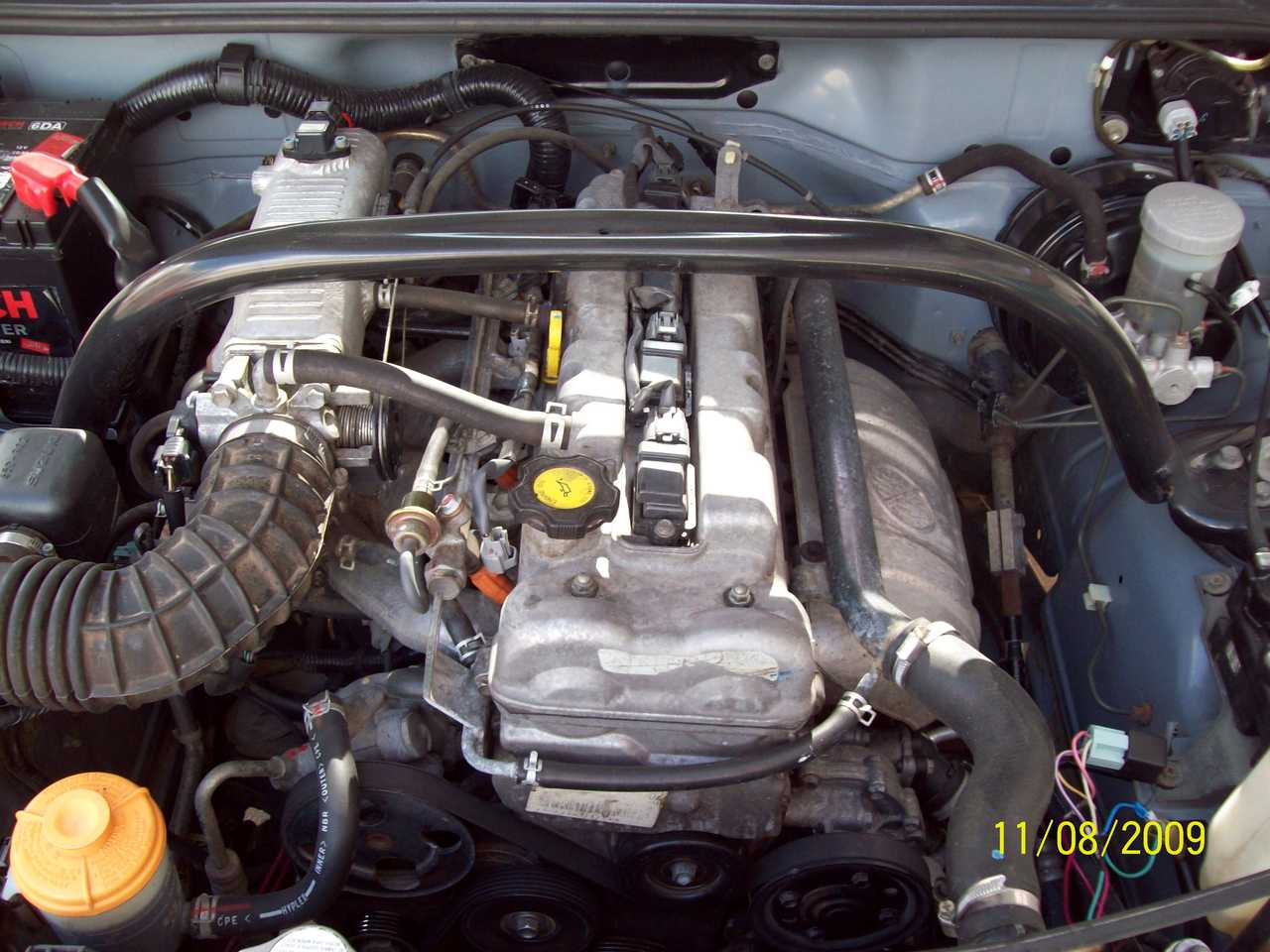 Suzuki Swift Sport Oil Type