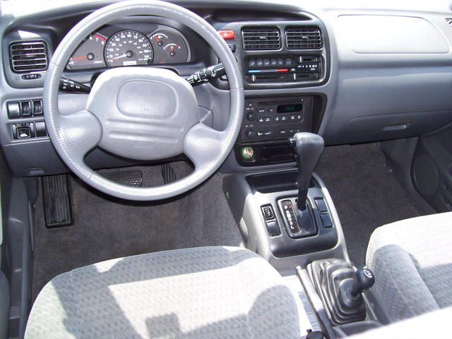 Suzuki Vitara V Problems