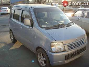2002 Suzuki Wagon R Wallpapers For Sale