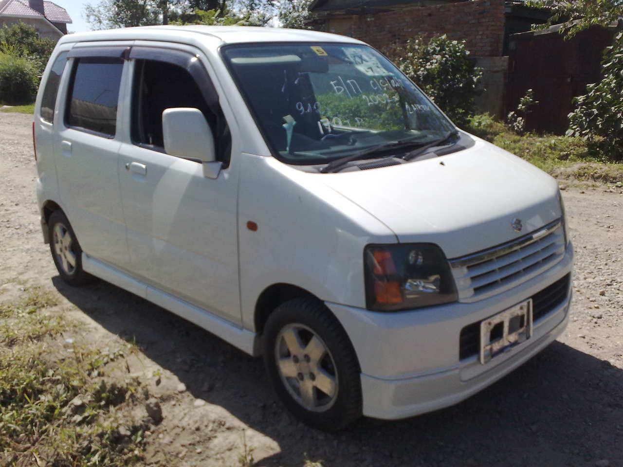Suzuki Wagon R 2002 Vinnyoleo Vegetalinfo
