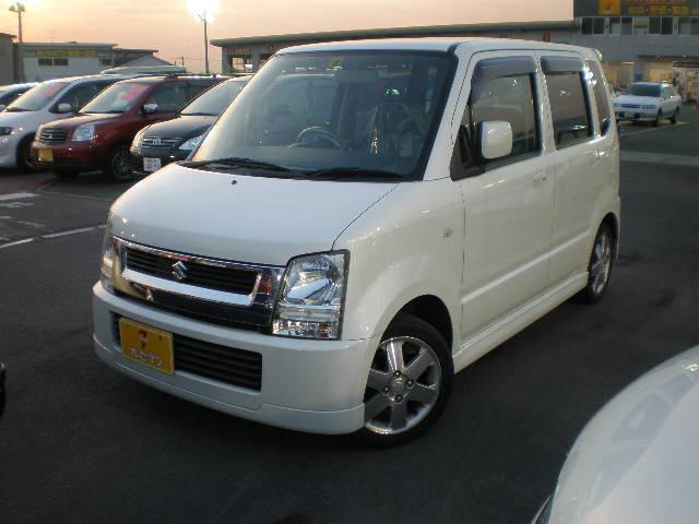 2004 Suzuki Wagon R Wallpapers 07l Gasoline Ff Automatic For Sale