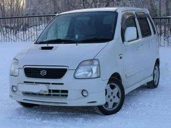 Suzuki Wagon R Plus (2000)
