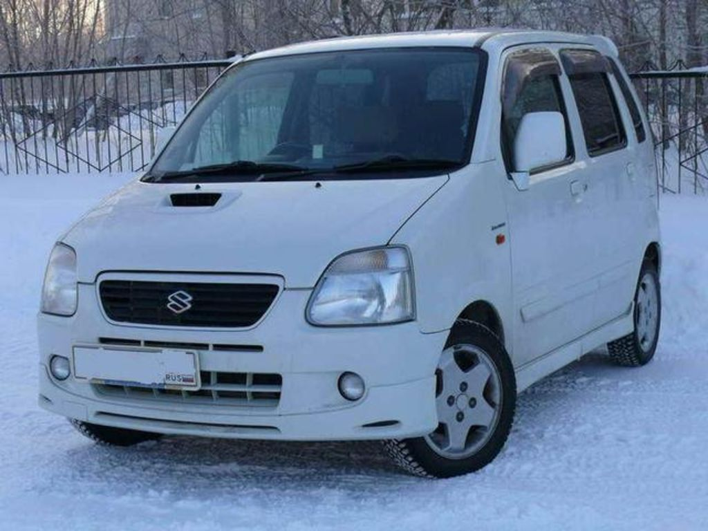 2000 suzuki wagon r plus pictures for sale. Black Bedroom Furniture Sets. Home Design Ideas