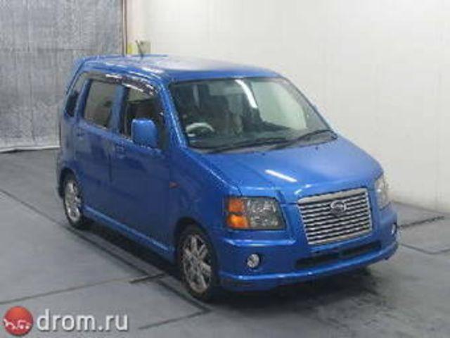And width used suzuki wagon r solio 2000 suzuki wagon r solio pictures