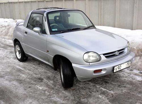 1996 suzuki x