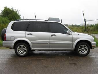 2002 Suzuki XL7 Pictures, 2.7l., Gasoline ...