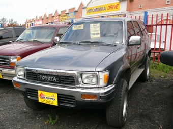 1991 toyota 4runner for sale 3000cc gasoline automatic for sale. Black Bedroom Furniture Sets. Home Design Ideas
