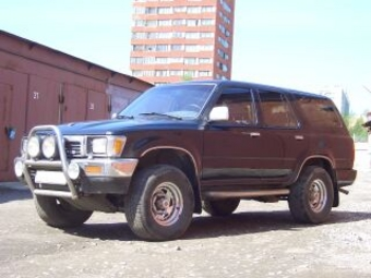 1991 toyota 4runner for sale 3000cc gasoline manual for sale. Black Bedroom Furniture Sets. Home Design Ideas