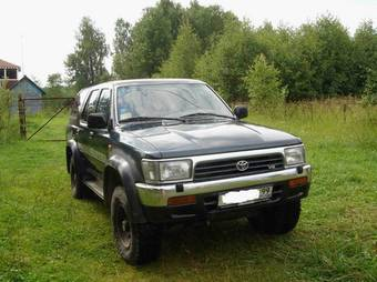 used 1994 toyota 4runner images 3000cc gasoline manual. Black Bedroom Furniture Sets. Home Design Ideas