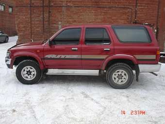 1994 toyota 4runner photos. Black Bedroom Furniture Sets. Home Design Ideas