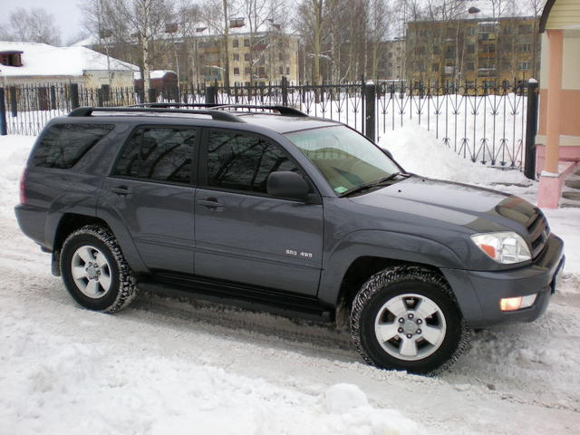 2004 toyota 4runner for sale 3956cc gasoline automatic for sale. Black Bedroom Furniture Sets. Home Design Ideas