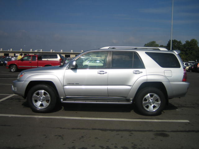 2004 toyota 4runner pictures gasoline automatic for sale. Black Bedroom Furniture Sets. Home Design Ideas