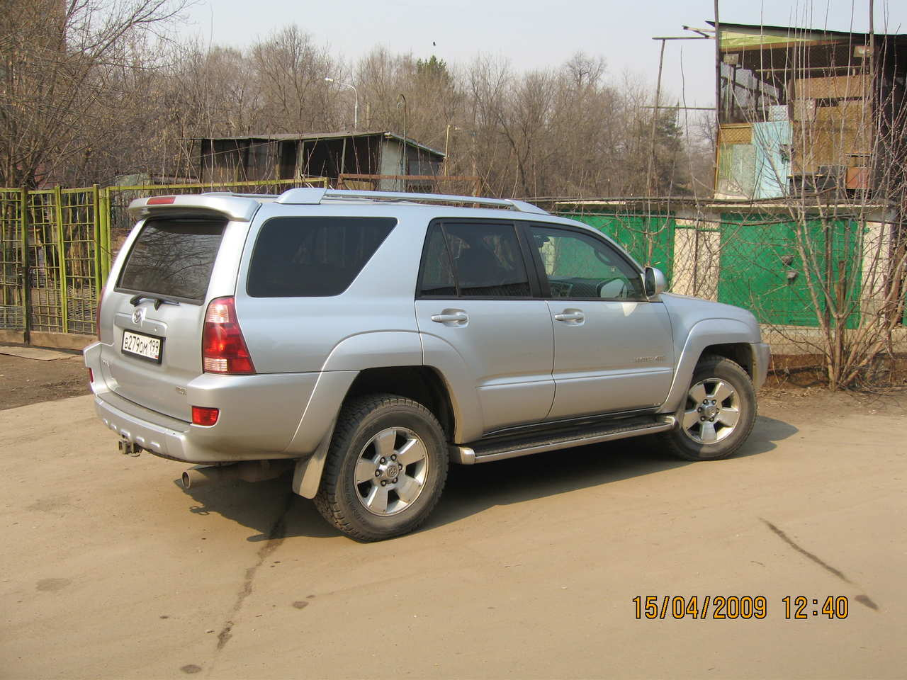 2004 toyota 4runner images 3995cc gasoline automatic for sale. Black Bedroom Furniture Sets. Home Design Ideas