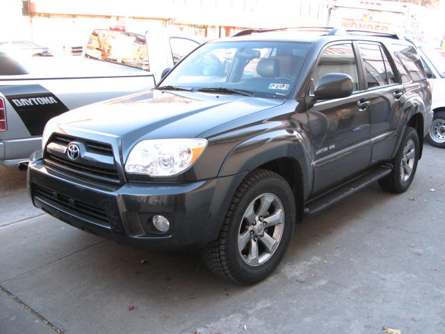 used 2006 toyota 4runner photos 3955cc gasoline automatic for sale. Black Bedroom Furniture Sets. Home Design Ideas