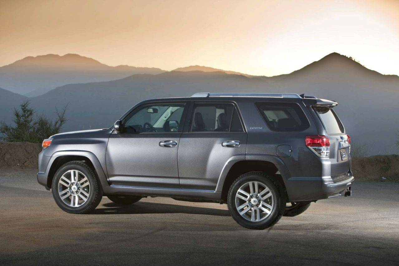 2009 Toyota 4runner Pictures, 4.0l., Gasoline, Automatic For Sale