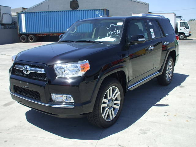 2010 toyota 4runner pictures gasoline automatic for sale. Black Bedroom Furniture Sets. Home Design Ideas