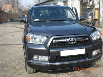 used 2010 toyota 4runner photos 4000cc gasoline automatic for sale. Black Bedroom Furniture Sets. Home Design Ideas