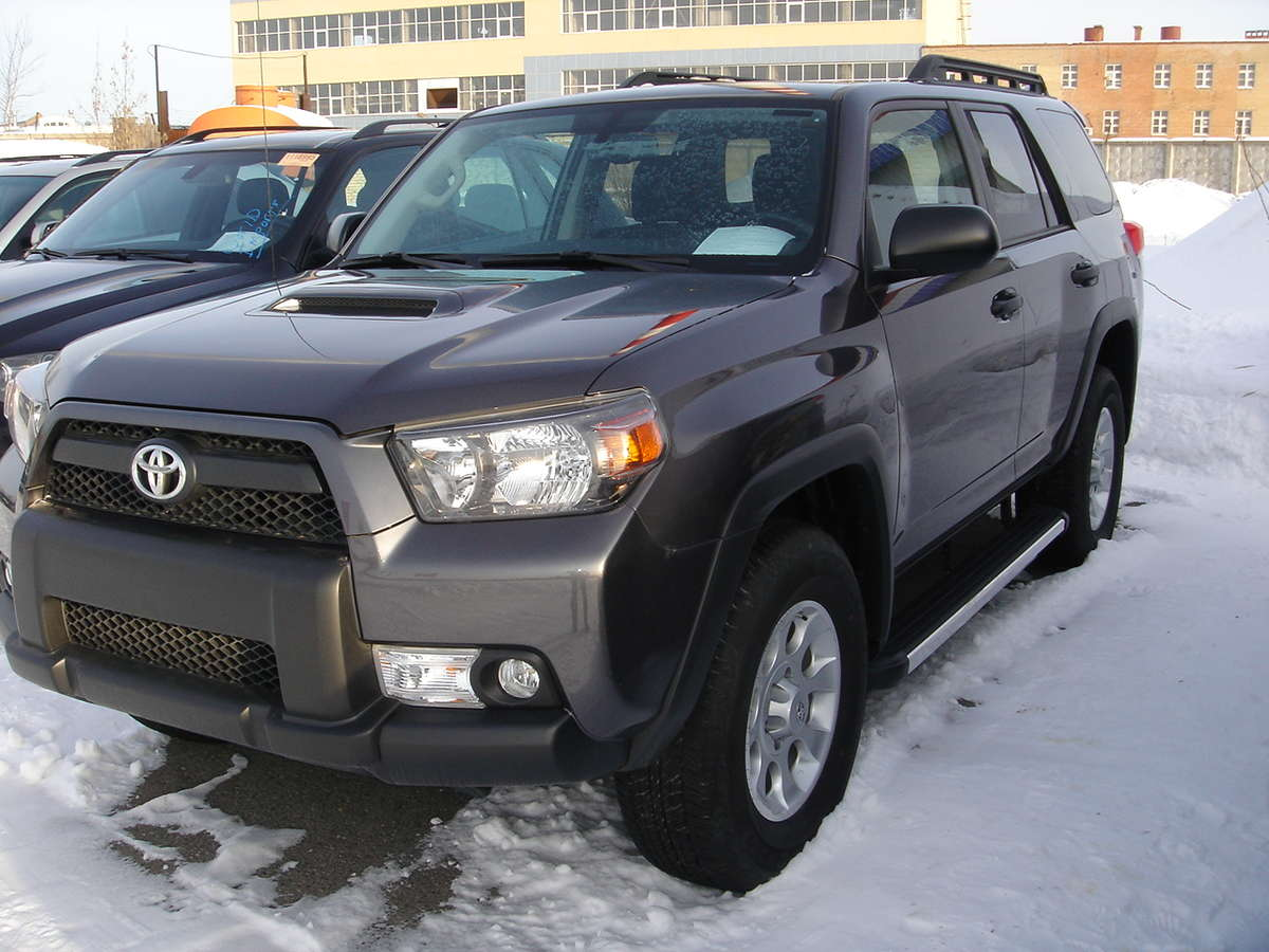 2011 toyota 4runner for sale 4000cc gasoline automatic for sale. Black Bedroom Furniture Sets. Home Design Ideas