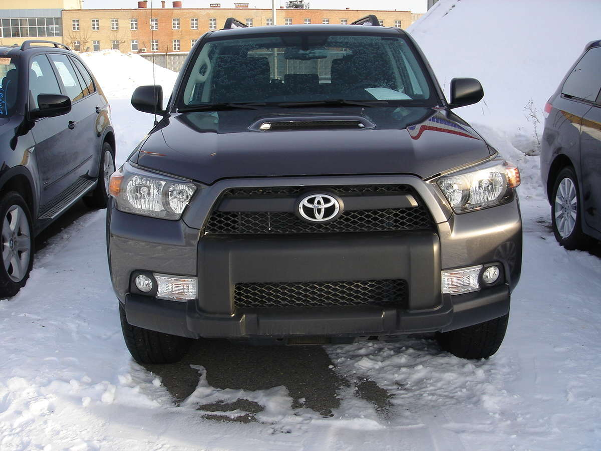 used 2011 toyota 4runner photos 4 0 gasoline automatic for sale. Black Bedroom Furniture Sets. Home Design Ideas
