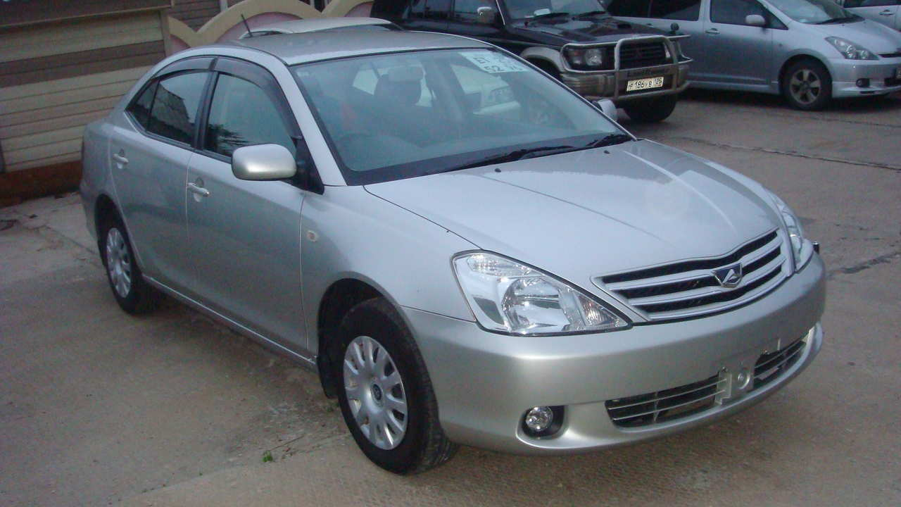 2003 toyota allion pictures 1 5l gasoline ff automatic for sale rh cars directory net