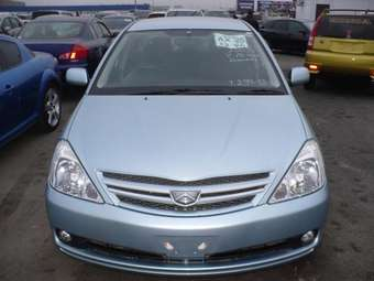 2005 Toyota Allion Photos