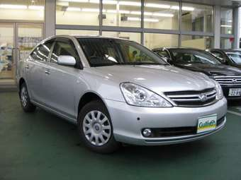 2007 Toyota Allion Pictures
