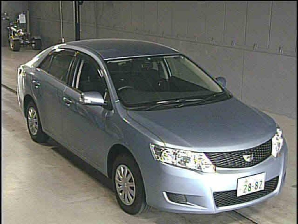 2008 Toyota Allion Car Images-www.cars-directory.net