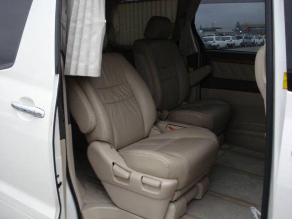 Kelebihan Kekurangan Toyota Alphard 2005 Murah Berkualitas