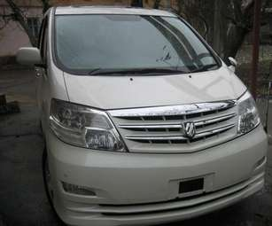 2005 Toyota Alphard For Sale