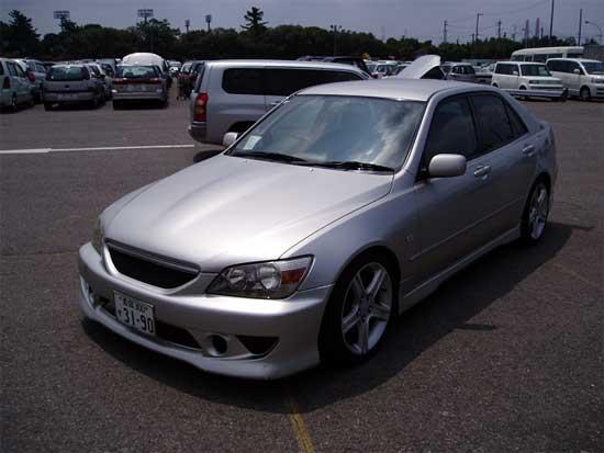 Toyota Altezza-www.cars-directory.net