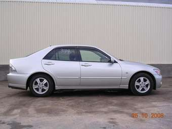 2002 Toyota Altezza For Sale