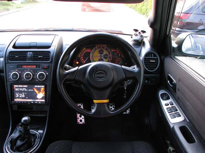 2004 Toyota Altezza specs, Engine size 2.0l., Fuel type ...