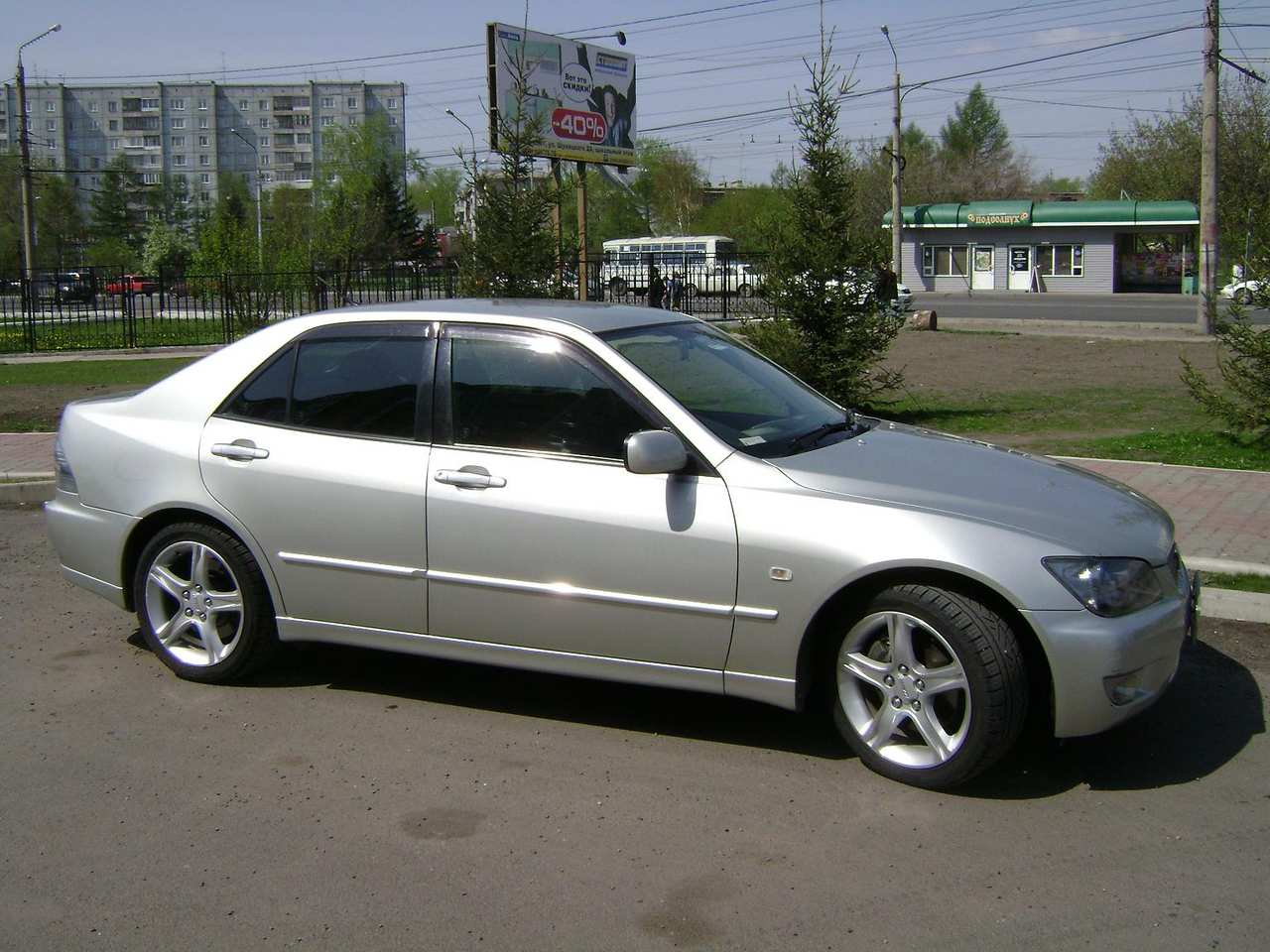 2004 Toyota Altezza Photos, 2.0, Gasoline, FR or RR, Manual For Sale