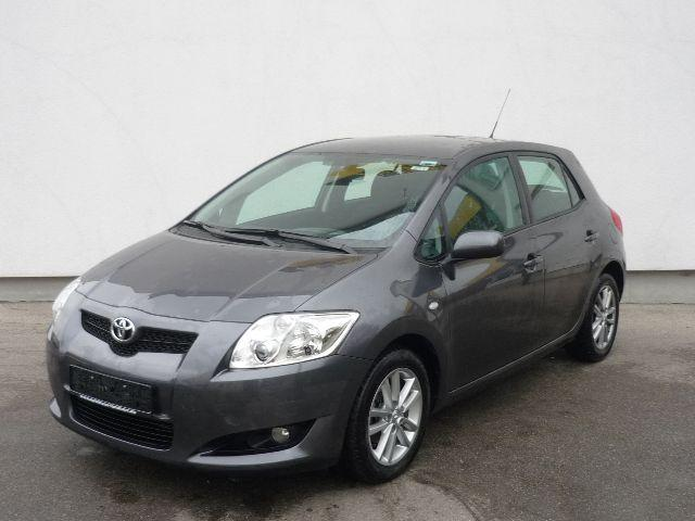 2008 toyota auris photos 1 6 gasoline ff automatic for sale. Black Bedroom Furniture Sets. Home Design Ideas